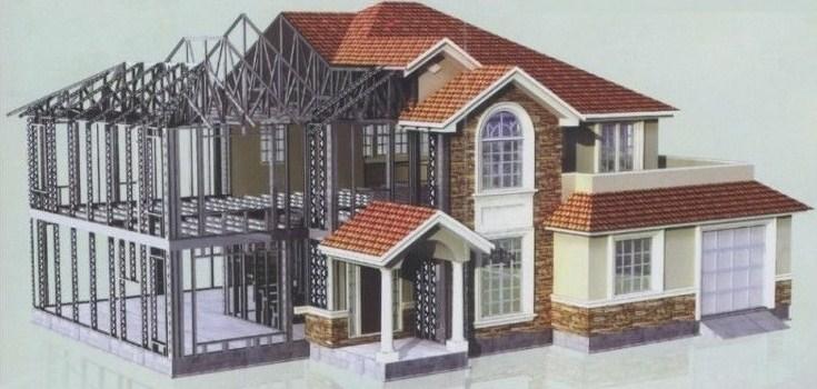9 BUONI motivi per scegliere l'Acciaio per costruire delle vere Case Antisismiche