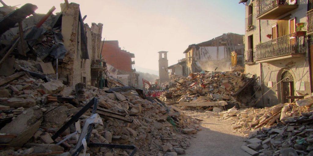 Effetti del Terremoto sugli edifici in Muratura e Cemento Armato